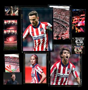Camiseta Atletico Madrid 2021